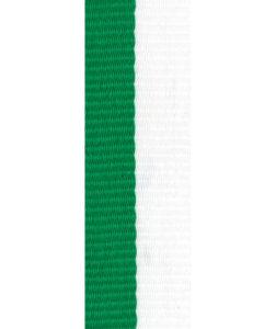 Grøn/Hvid